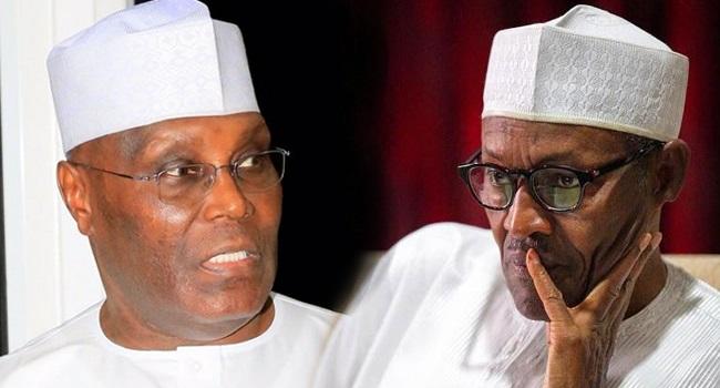 Atiku Buhari 1 - Buhari does not have his academic credentials with the army – PDP/Atiku tells election tribunal