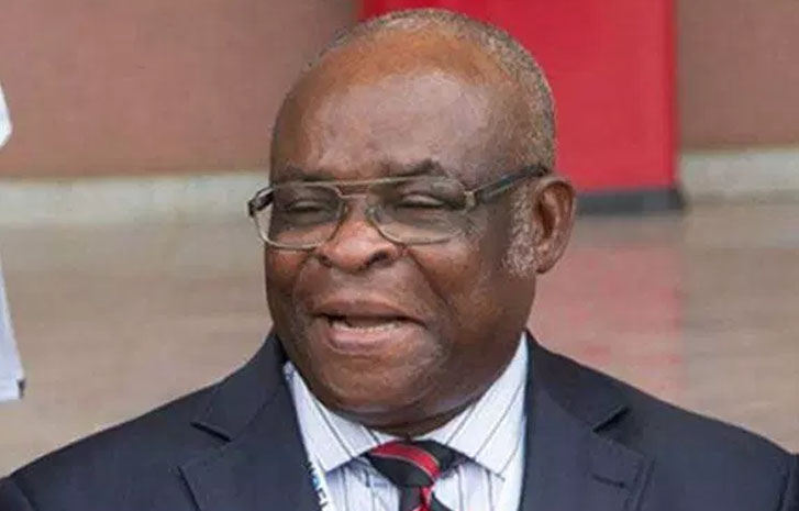 CJN Walter Onnoghen 4 - After national and international embarrassment suffered, Nigerians react as FG closes case against Onnoghen