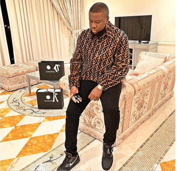 Capture 11 - God is just starting with me – Hushpuppi replies haters