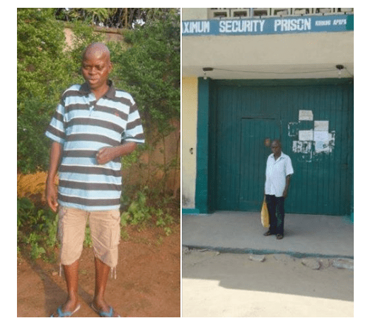 Capture 58 - Nigerian man wrongfully imprisoned for 24 years shares his story