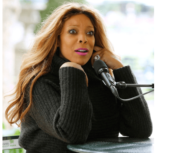Wendy Williams hospitalized after her husband's mistress welcomed their daughter