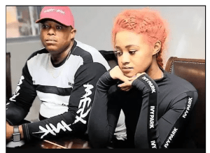 Capture 7 - Domestic Violence! Watch the disturbing video of S.A singer Babes Wodumo being violently attacked by boyfriend