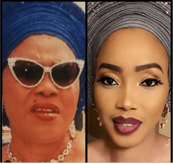 Capture 95 - Actor Bolanle Niniowo celebrates his mother and wife in new post