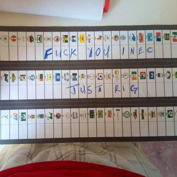 D1OeuZaXgAAjIqE - See picture of what this person did with ballot paper
