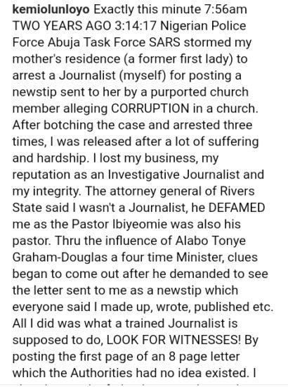 EFF74541 EBDC 48CC B88D 751CD232C44D - How Actress Iyabo Ojo Sent Kemi Olunloyo To Prison