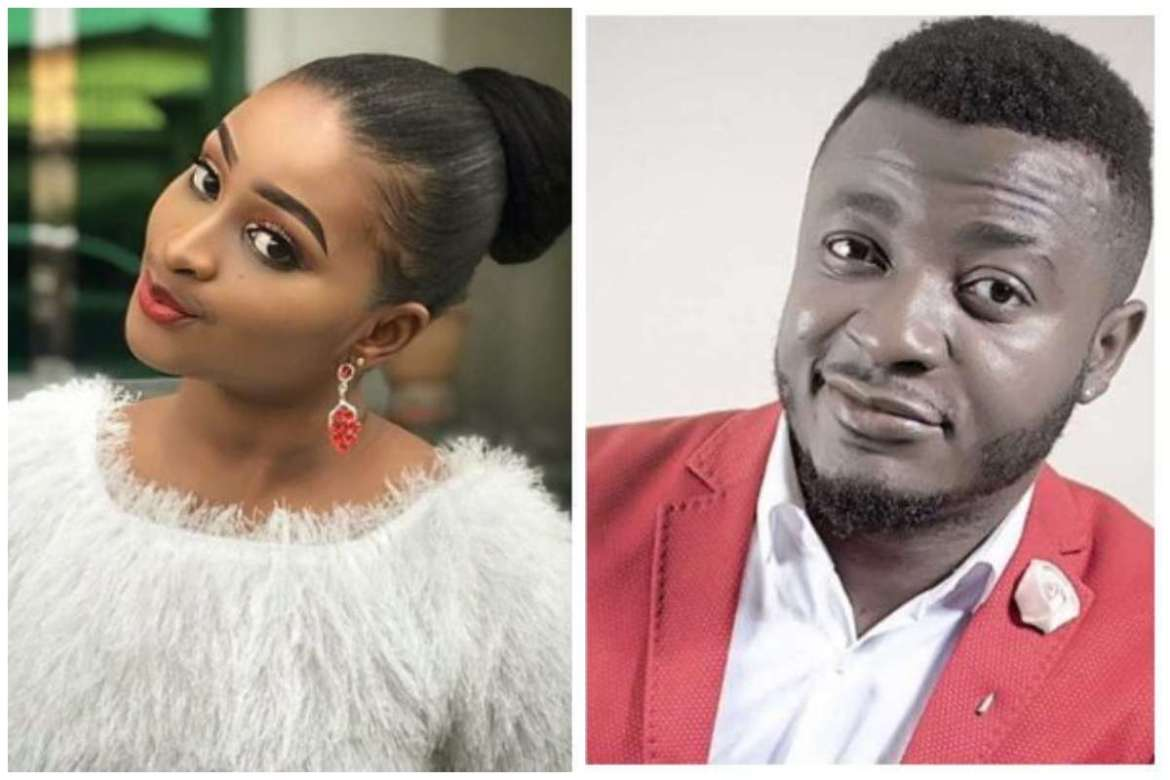 Etinosa sets Instagram account on private lailasnews - Etinosa Vs Mc Galaxy: Can you pose completely naked for a fee of N1million?