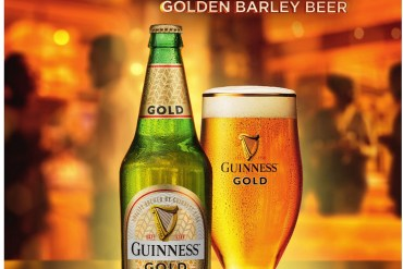 CELEBRATE LIFE'S GOLDEN MOMENTS WITH GUINNESS GOLD FROM THE HOUSE OF GUINNESS