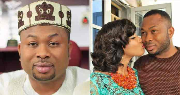 Olakunle Churchill Reveals How He Met His Ex, Tonto Dikeh
