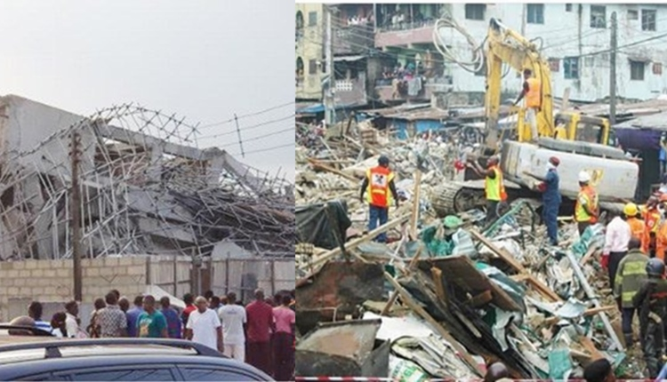 Ibadan building collapsed 2019 - #IbadanBuildingCollapse: Victims are in stable condition – OYSG