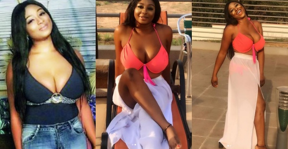 'My Big Beautiful Boobs Are My Selling Point' – Actress Josephine Nwaghanata