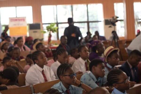 TECNOxw - #BALANCEFORBETTER: TECNO MOBILE CELEBRATES INTERNATIONAL WOMEN'S DAY WITH STUDENTS