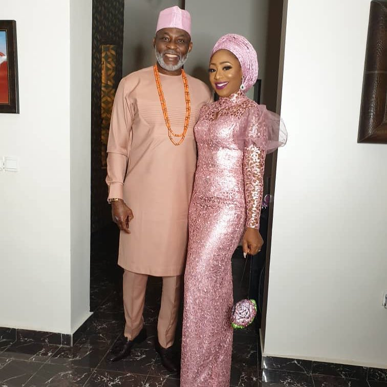 Temidayo Ted Abudu Adebola Makanjuola Traditional Engagement AsoebiBella BellaNaija 11 - [Beautiful Photos]: Asoebi Guests At Media Mogul, Mo Abudu's Daughter's Wedding