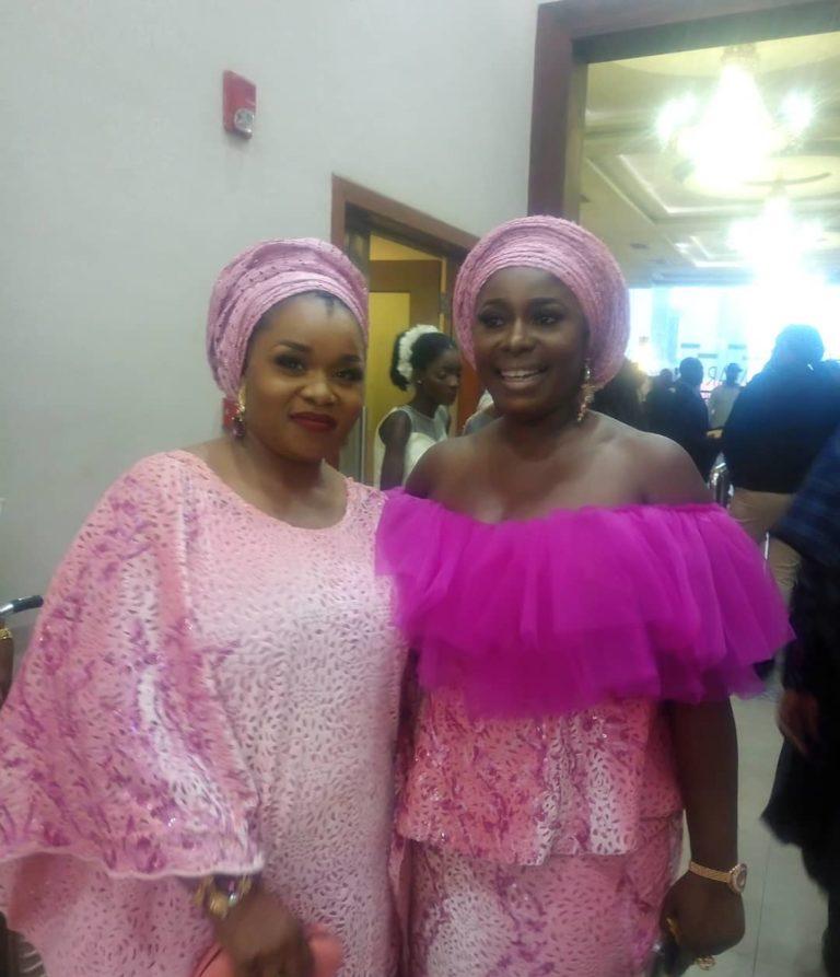 Temidayo Ted Abudu Adebola Makanjuola Traditional Engagement AsoebiBella BellaNaija 41 768x893 - [Beautiful Photos]: Asoebi Guests At Media Mogul, Mo Abudu's Daughter's Wedding