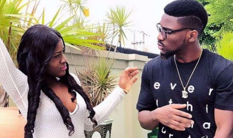 Tobi and Alexis - Nigerians drag Tobi all over again following Meek Mill's tweet