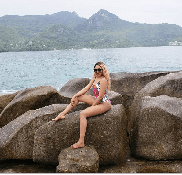 Z - [Photos]: Jude Ighalo's wife shares steaming hot bikini photos as she turns 29