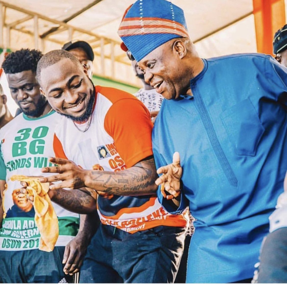 adeleke - 'Adeleke is declared winner of Osun governorship election' – Nigerians React