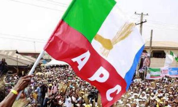 apc flag - Atiku, PDP are jokers!!! APC react to petition filed against them at the presidential election tribunal