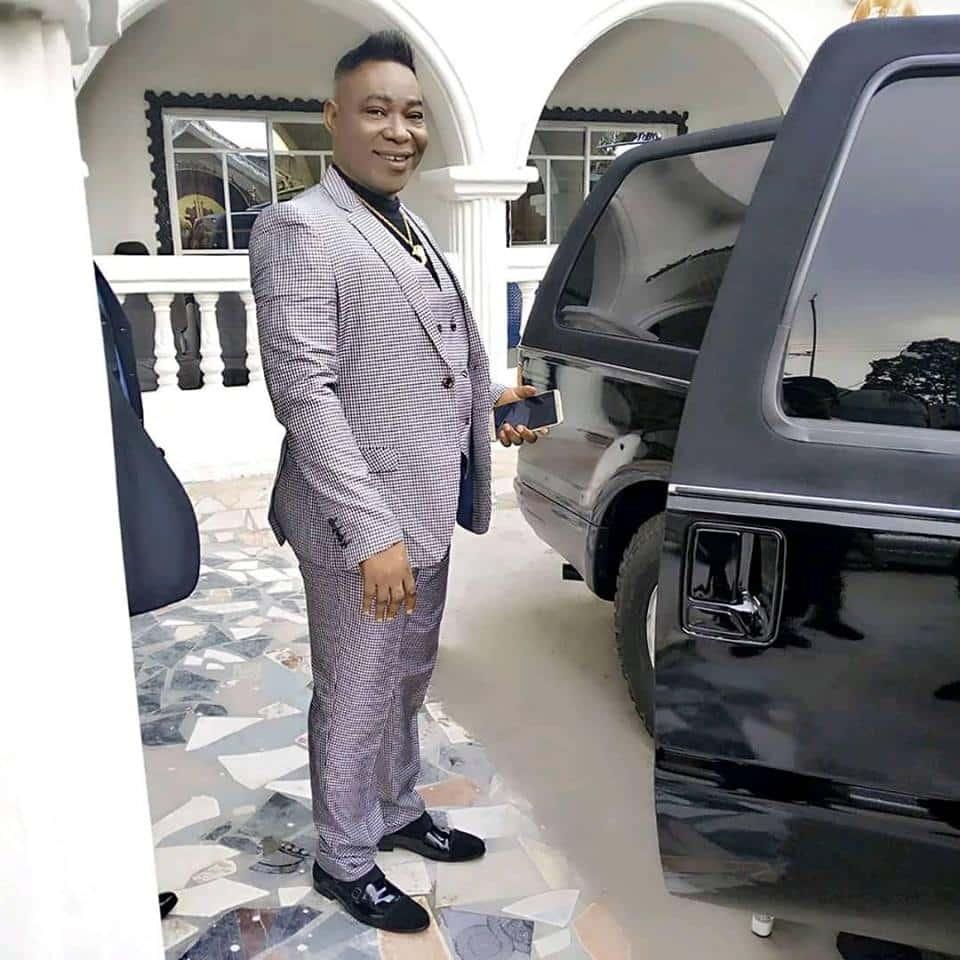 bado 1 138 - Nigerian Pastor Shows Off His Third Hummer Limousine – Watch