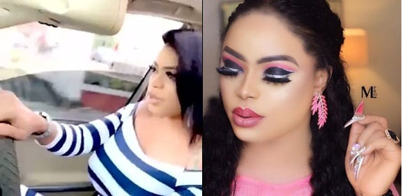 bob - [Watch]: Bobrisky Causes Commotion Online With This Video