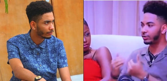 #BBNaijaReunion: Kbrule Reveals His Mom Is Battling Cancer (Video)