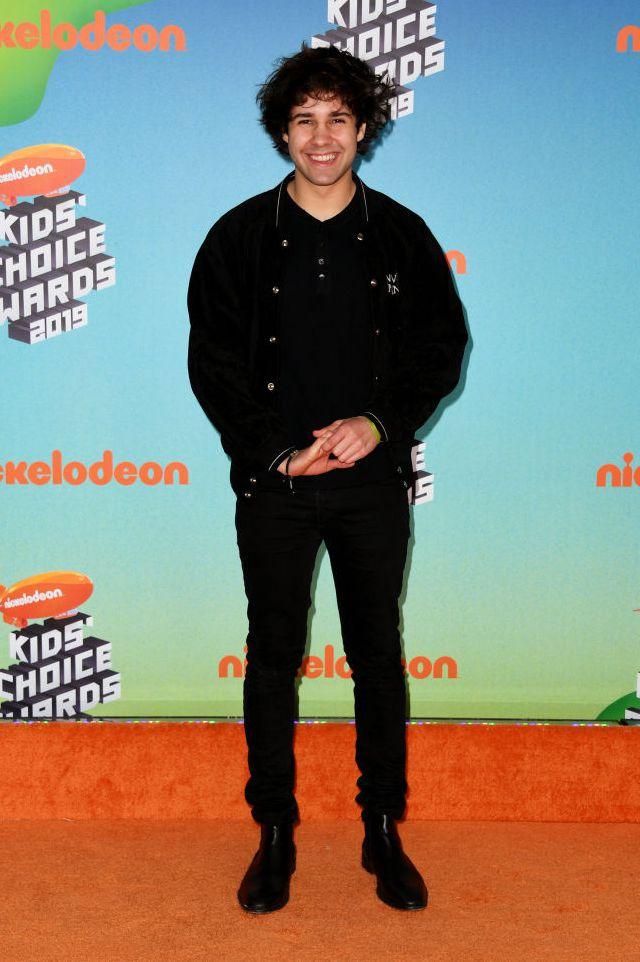david dobrik attends nickelodeons 2019 kids choice awards news photo 1132325110 1553388103 - 2019 Kids' Choice Awards: See photos from the orange carpet [Photos]