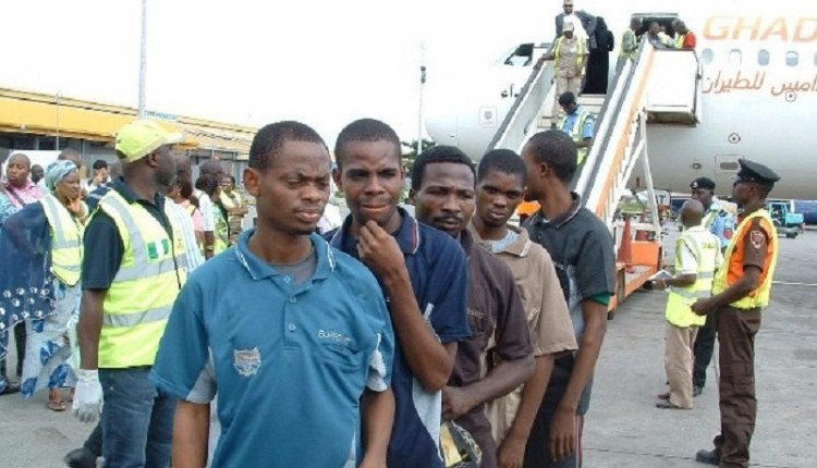 Another Set Of Nigerians Deported From Libya