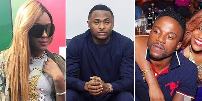 emma nyra reacts to iyanya and ubi franklin beef 1 - For the safety of all involved, I will not publish the last part – Joey Akan talks Ubi Franklin, Iyanya and Emma Nyra feud
