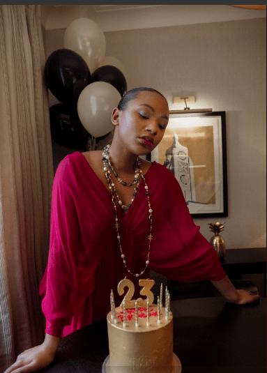 l 7 - Temi Otedola releases beautiful new photos as she turns 23