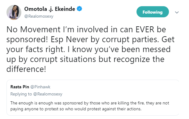 n 3 - 'Our youths today are morally lost' – Omotola Jalade-Ekeinde