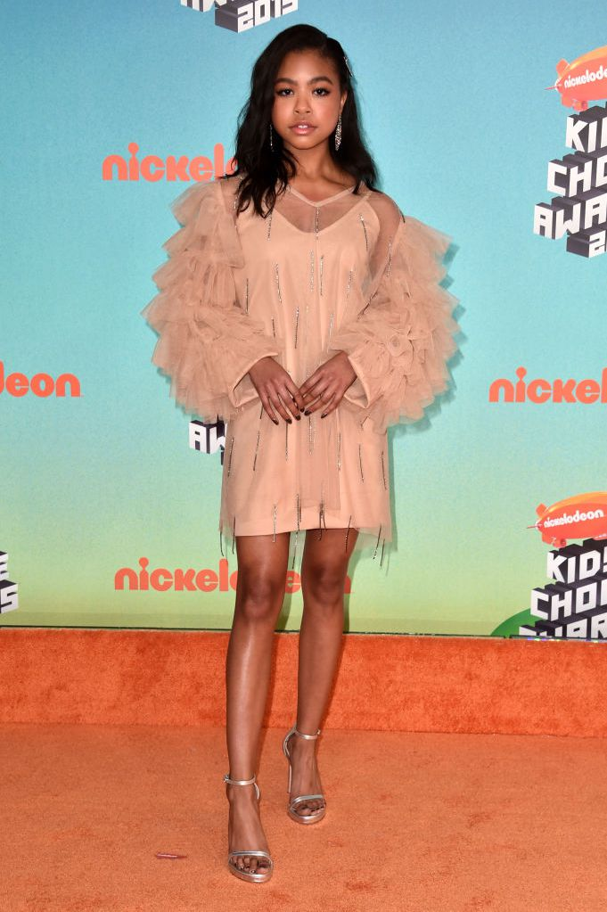 navia robinson attends nickelodeons 2019 kids choice awards news photo 1137837453 1553387133 - 2019 Kids' Choice Awards: See photos from the orange carpet [Photos]