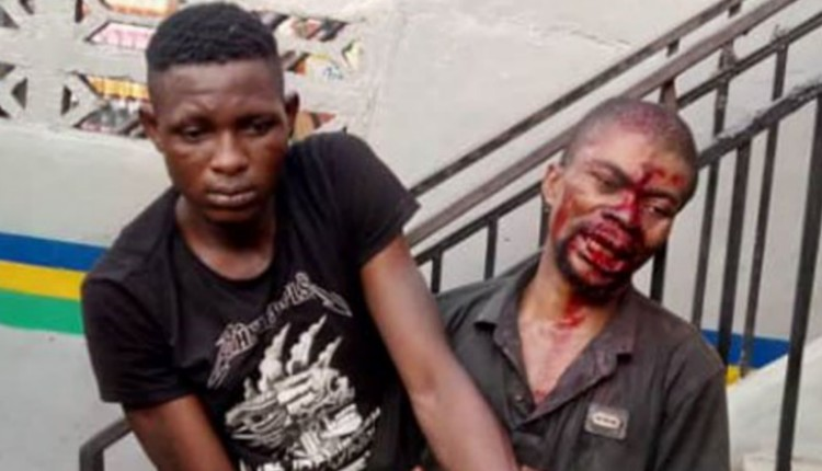 Blood Flows As Police, Robbers, Battle In Lagos