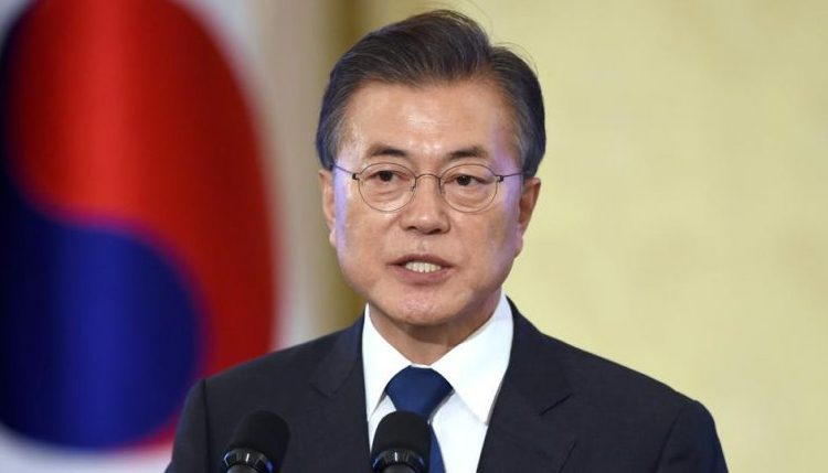 skorea nkorea us politics diplomacy 294a8014 8309 11e7 aa81 8a4dce36eef3 e1553030133153 - I Hope Nigeria Will Continue To Achieve Economic Prosperity Under Buhari's Govt – Korean President