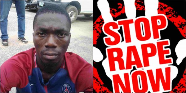1 11 - 'I raped her so she can respect me' – Suspect confesses