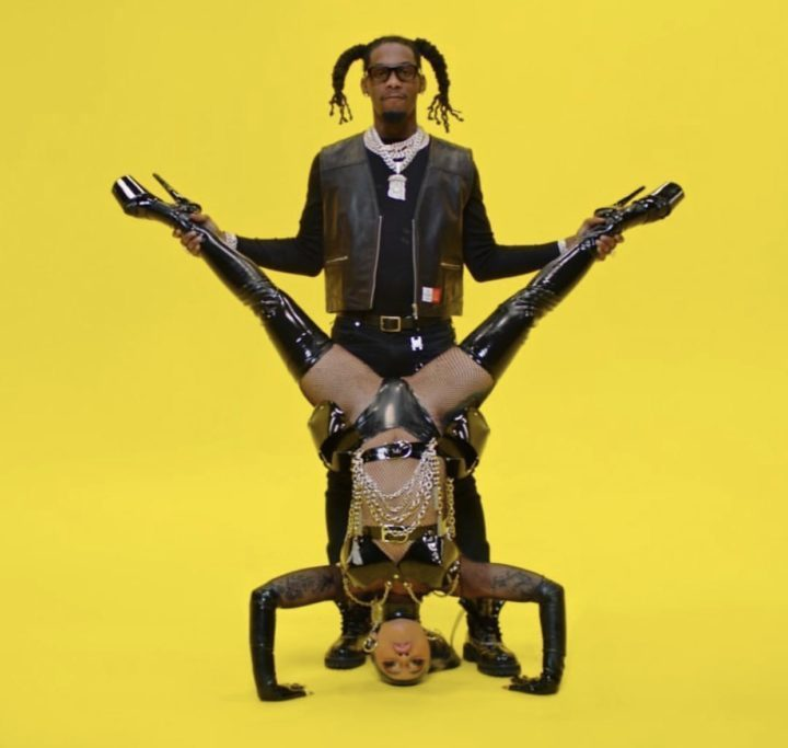 1 2 - Unbelievable!!! Checkout the jaw-dropping photos from Offset and Cardi B's new video