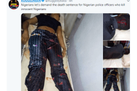 Ruggedman calls for death sentence of police officers who do this to Nigerians