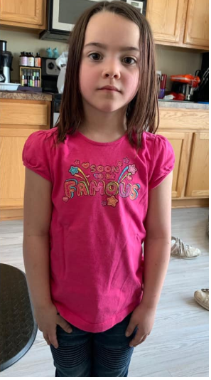 1 62 - [Photo]: Outrage as 5-year old is sent out of school for wearing this summer dress