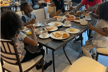 Nigerian Singer, Timi Dakolo lists the things his kids do not like about him
