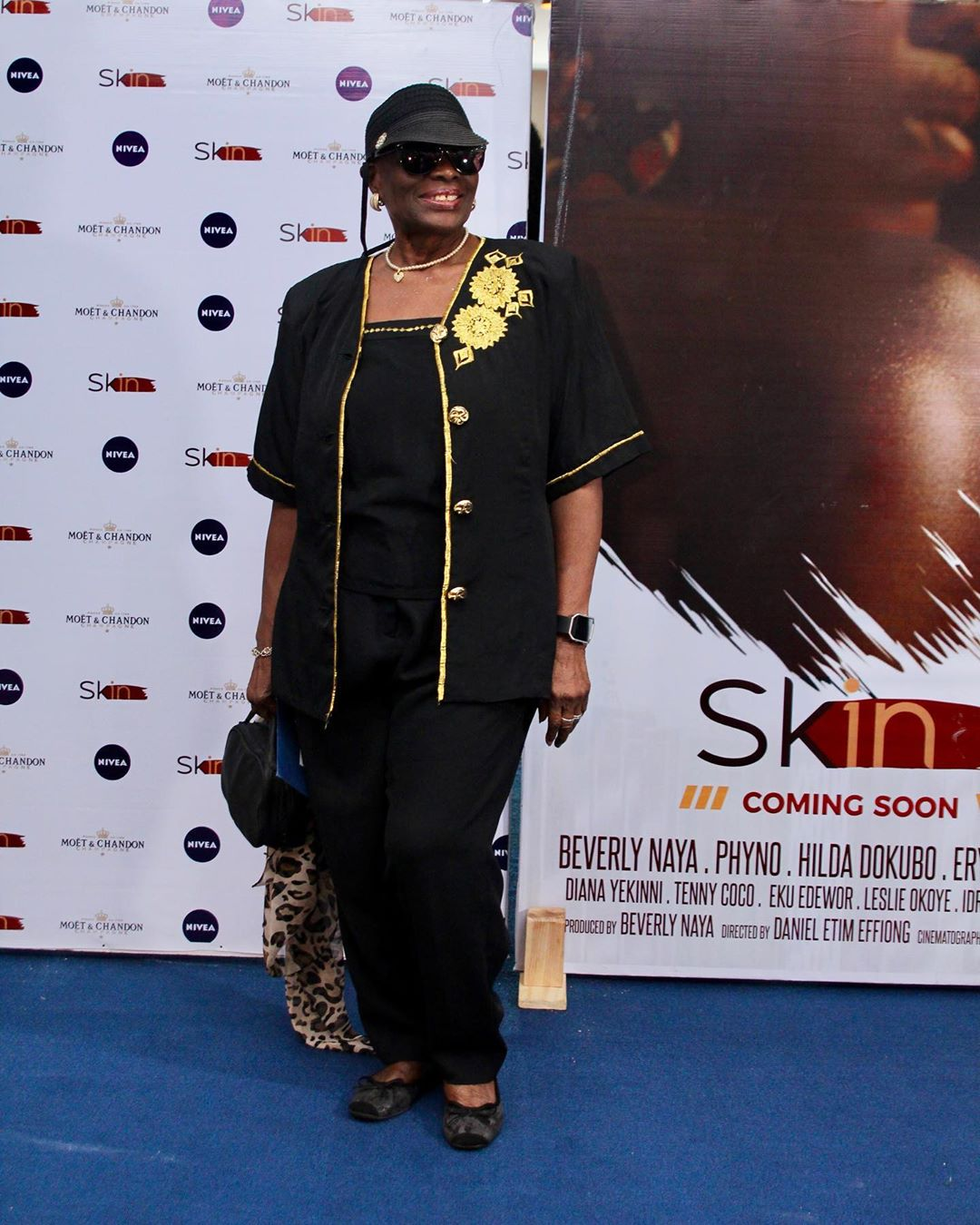 """18 - Omotola Jalade-Ekeinde, Mo Abudu, others spotted at the Premiere of Beverly Naya's Documentary """"Skin"""""""