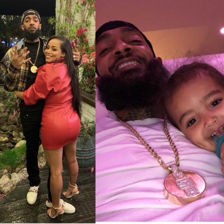 2420051C 1606 45DD AEFE 4312FC187E12 - Lauren London breaks silence following the death of Nipsey Hussle