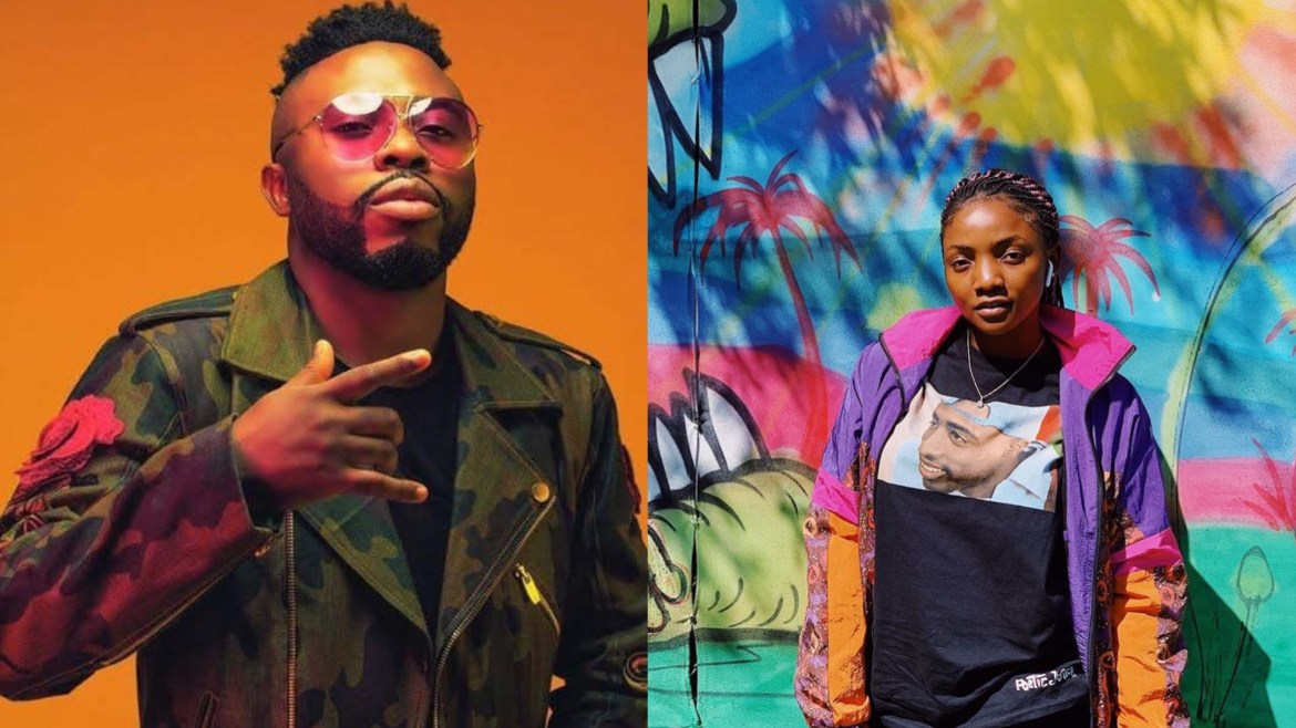 2769829D 45E6 45A6 87A2 50A593DB0686 - Samklef Slams Simi For Attacking Yahoo Boys And Not Bad Government