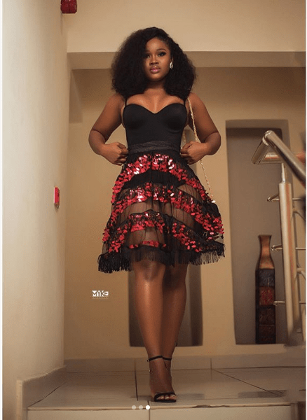 3 6 - [Photos]: Cee-C is drop-dead gorgeous in beautiful new photos