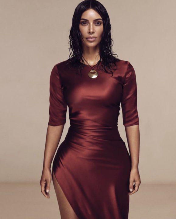 332244B4 6DE8 4CAF 80AB 3E3FBE35D79E - [Photos]: Kim Kardashian lands Vogue magazine cover