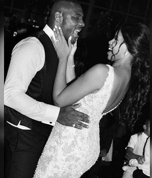 4 7 - See photos from the wedding of Idris Elba and Sabrina Dohwre
