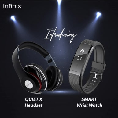 4 min 1 - SMART AND EMPOWERED – Infinix Mobility launches the smartphone to Empower You – Hot S4 with 32MP A.I selfie camera – in grand style