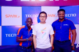 49FDF516 1708 4F94 A901 23C50A75DE6F - TIME TO LIGHT UP: TECNO LAUNCHES UPGRADED SPARK 3 SERIES WITH AI TECHNOLOGY