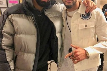 Football club ban all players from taking pictures with Drake [details inside]