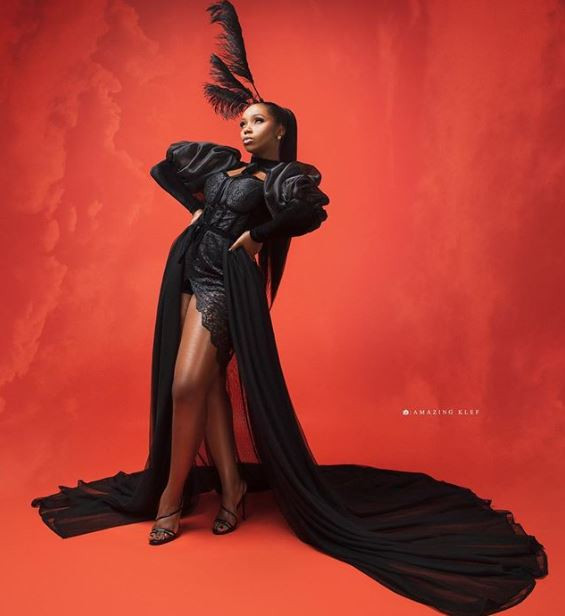 5cbed806d4ef7 - [Photos]: Bam Bam releases stunning new images as she turns 30