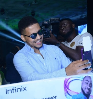 8 min - SMART AND EMPOWERED – Infinix Mobility launches the smartphone to Empower You – Hot S4 with 32MP A.I selfie camera – in grand style
