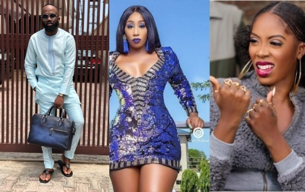 'Victoria Kimani Is Just Jealous And Pained' – Noble Igwe Says As He Reacts To Victoria Kimani And Tiwa Savage Beef