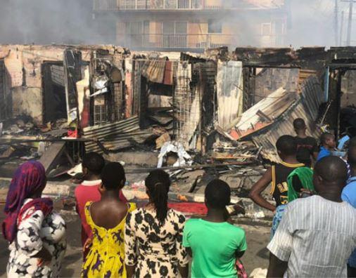 9133065 5ca995ca03d97 jpege4996096ae33d40cf3b4895fa2c28b2f 1 1 - See Pictures: Fire outbreak destroys market in Lagos